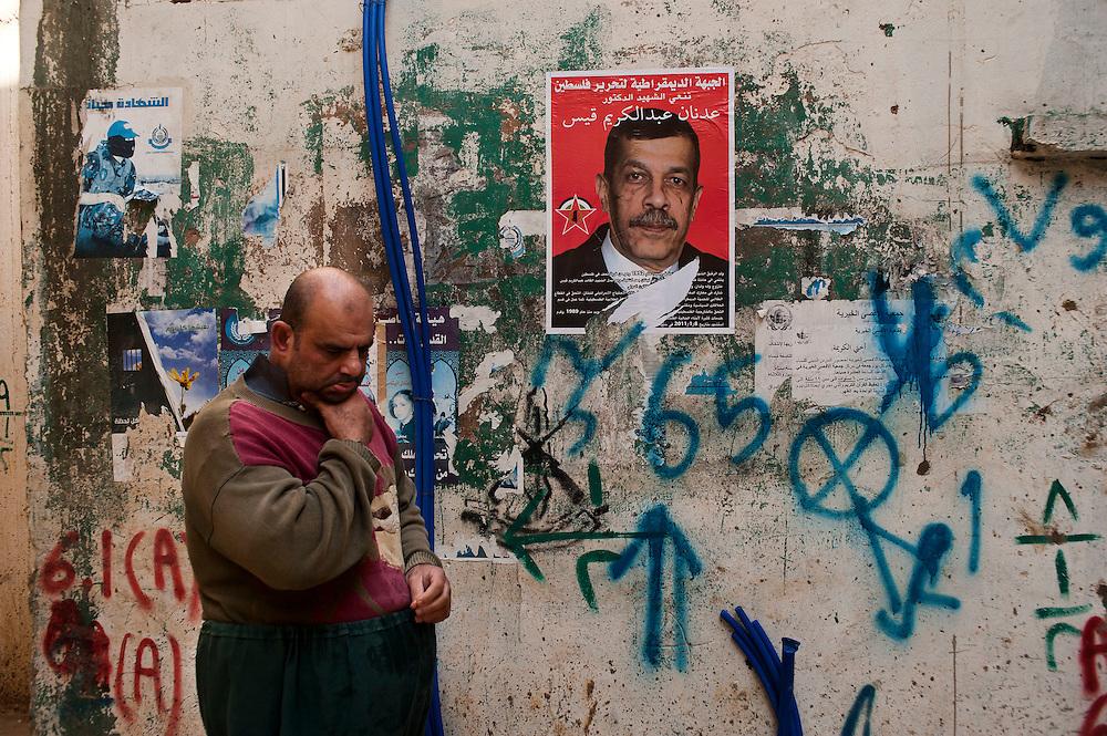 Beirut, Lebanon, January 22, 2011. OMAR YASHRUTi