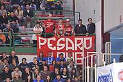 DESCRIZIONE : Campionato 2014/15 Dinamo Banco di Sardegna Sassari - Victoria Libertas Consultinvest Pesaro<br /> GIOCATORE : Pesaro 1946<br /> CATEGORIA : Tifosi Ultras Spettatori Pubblico<br /> SQUADRA : Victoria Libertas Consultinvest Pesaro<br /> EVENTO : LegaBasket Serie A Beko 2014/2015<br /> GARA : Dinamo Banco di Sardegna Sassari - Victoria Libertas Consultinvest Pesaro<br /> DATA : 17/11/2014<br /> SPORT : Pallacanestro <br /> AUTORE : Agenzia Ciamillo-Castoria / Luigi Canu<br /> Galleria : LegaBasket Serie A Beko 2014/2015<br /> Fotonotizia : Campionato 2014/15 Dinamo Banco di Sardegna Sassari - Victoria Libertas Consultinvest Pesaro<br /> Predefinita :