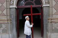 CHINA / CATHOLIC PROCESSION