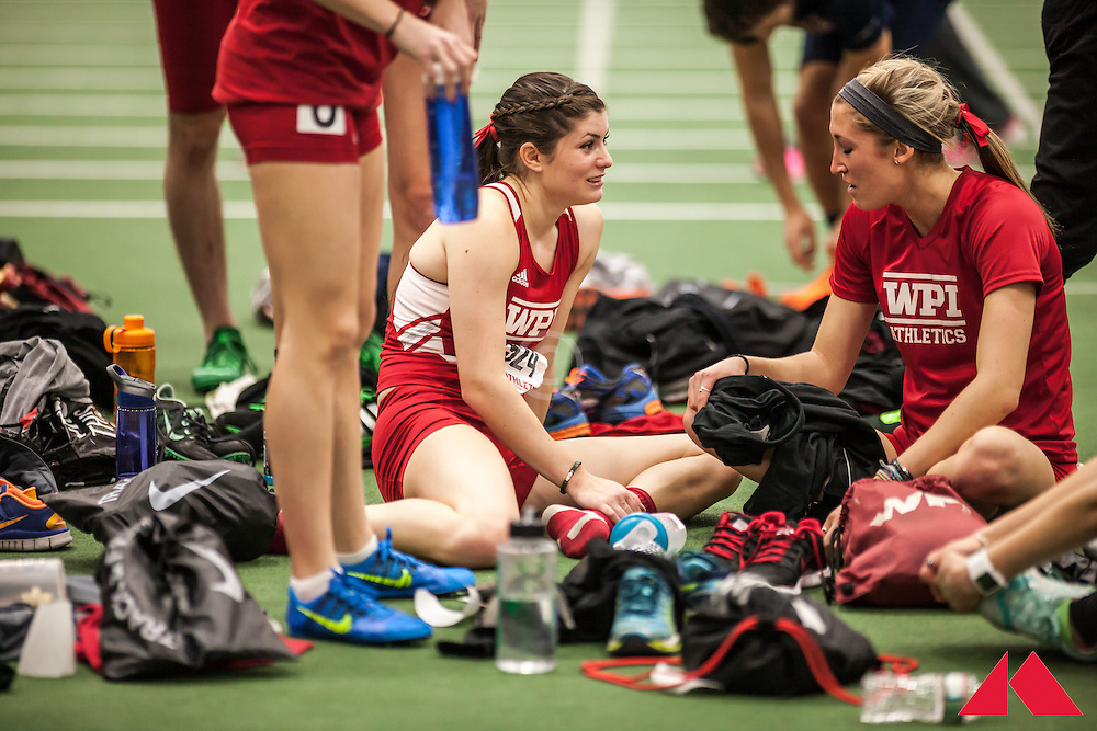 Boston University Scarlet and White Indoor Track & Field: WPI