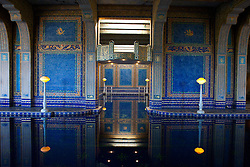 Hearst Castle, San Simeon, California, United States of America