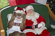 Diamondbacks and Santa at Scottsdale Fashion Square