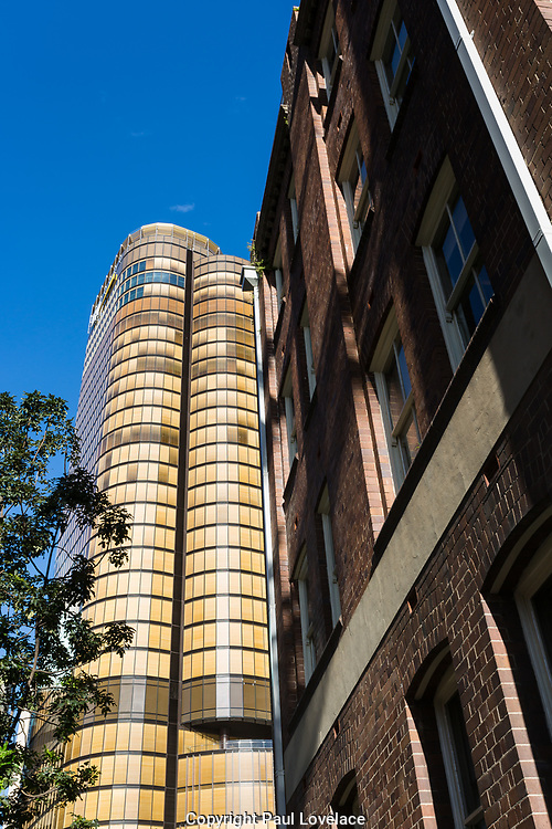 The new EY Centre at 200 George Street. It is one of Australia's most sustainable buldings in Sydney.