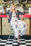 Jo Wood  opens Vintage at the Southbank Centre. Over three days and nights, it will treat one of the world's greatest pieces of mid-century architecture to a 60th birthday suit. The Royal Festival Hall six levels have been transformed into a multi-venue playground.Jeppe Hein's interactive fountain