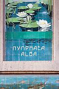 Milano, stile Liberty. Acquario civico. Milan, liberty style, civic aquarium