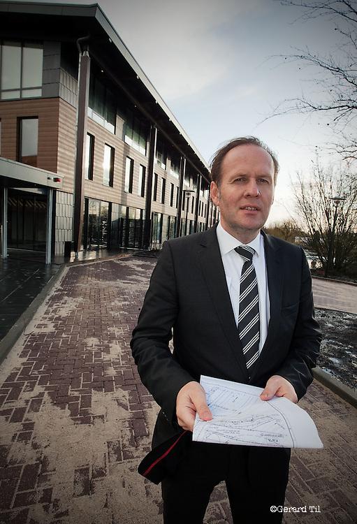 Nederland, Breukelen, 06-12-2011 Pieter Timmer, directeur Van de Valk Breukelen.  FOTO: Gerard Til,