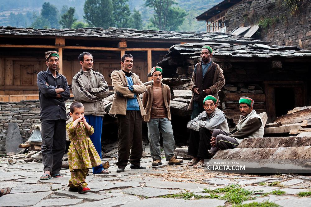 Dodra Kwar in Rohru, Shimla