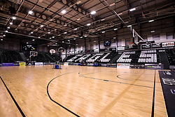A general view of The Eagles Community Arena, home to Newcastle Eagles - Photo mandatory by-line: Robbie Stephenson/JMP - 01/03/2019 - BASKETBALL - Eagles Community Arena - Newcastle upon Tyne, England - Newcastle Eagles v Bristol Flyers - British Basketball League Championship