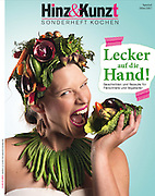 Lecker auf die Hand. Sonderheft Kochen Hinz & Kunzt 2017