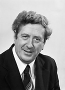 Garret Fitzgerald TD, Minister for Foreign Affairs 1973 - 1977.