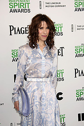 Sally Hawkins  at the 2014 Film Independent Spirit Awards Arrivals, Santa Monica Beach, Santa Monica, United States, Saturday, 1st March 2014. Picture by Hollywood Bubbles / i-Images<br /> UK ONLY