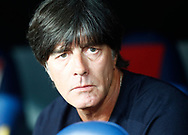 FOOTBALL: Coach Joachim Löw (Germany) looks on before the Friendly match between Denmark and Germany at Brøndby Stadion on June 6, 2017 in Brøndby, Denmark. Photo by: Claus Birch / ClausBirch.dk.