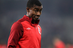 23.10.2012, Grand Stade Lille Metropole, Lille, OSC Lille vs FC Bayern Muenchen, im Bild Salomon KALOU (OSC Lille - 08) // during UEFA Championsleague Match between Lille OSC and FC Bayern Munich at the Grand Stade Lille Metropole, Lille, France on 2012/10/23. EXPA Pictures © 2012, PhotoCredit: EXPA/ Eibner/ Ben Majerus..***** ATTENTION - OUT OF GER *****