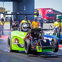 2017 December 2nd Aeroflow Outlaw Nitro Funny Cars at Perth Motorplex