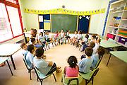 Belo Horizonte_MG, Brasil...Atividades na Unidade Municipal de Educacao Infantil (UMEI) Mangueiras...The activity in the Unidade Municipal de Educacao Infantil (UMEI) Mangueiras. ..Foto: LEO DRUMOND /  NITRO