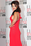 14.FEBRUARY.2011. LONDON<br /> <br /> CHERYL COLE ATTENDS THE ELLE STYLE AWARDS AT THE GRAND CONNAUGHT ROOMS, COVENT GARDEN <br /> <br /> BYLINE: EDBIMAGEARCHIVE.COM<br /> <br /> *THIS IMAGE IS STRICTLY FOR UK NEWSPAPERS AND MAGAZINES ONLY*<br /> *FOR WORLD WIDE SALES AND WEB USE PLEASE CONTACT EDBIMAGEARCHIVE - 0208 954 5968*