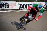 # 133 (CRISTOFOLI Roberto) ITA at the UCI BMX Supercross World Cup in Santiago del Estero, Argintina.