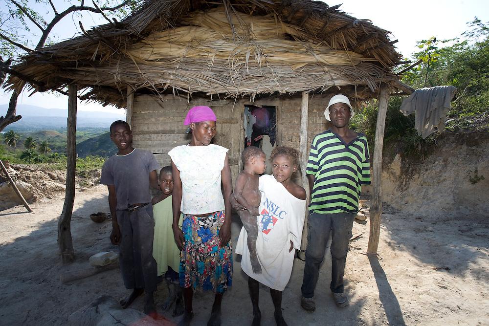 Boukankare, Haiti. 4/21/2009 Photo by Ben Depp