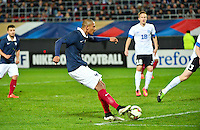 But Sebastien HALLER - 25.03.2015 - Football Espoirs - France / Estonie - Match Amical -Valenciennes<br /> Photo : Dave Winter / Icon Sport