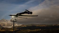 06.01.2014, Paul Ausserleitner Schanze, Bischofshofen, AUT, FIS Ski Sprung Weltcup, 62. Vierschanzentournee, Probesprung, im Bild Thomas Morgenstern (AUT) // Thomas Morgenstern (AUT) during Trial Jump of 62nd Four Hills Tournament of FIS Ski Jumping World Cup at the Paul Ausserleitner Schanze, Bischofshofen, Austria on 2014/01/06. EXPA Pictures © 2014, PhotoCredit: EXPA/ JFK