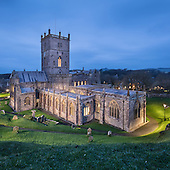 118 St Davids to Porth y Dwfr
