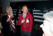 GRAHAM NORTON, Prima Donna opening night. Sadler's Wells Theatre, Rosebery Avenue, London EC1, Premiere of Rufus Wainwright's opera. 13 April 2010