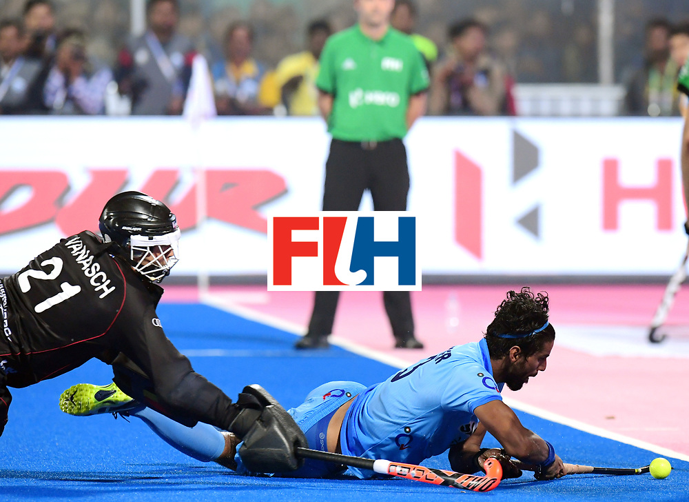 Odisha Men's Hockey World League Final Bhubaneswar 2017<br /> Match id:13<br /> Belgium v India<br /> Foto: Shoot Out<br /> Rupinder Pal Singh (Ind) scored<br /> COPYRIGHT WORLDSPORTPICS FRANK UIJLENBROEK