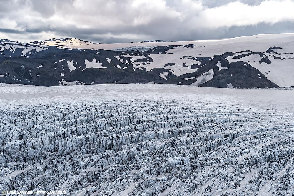 Katla in Iceland