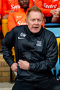Southend United caretaker manager Gary Waddock during the EFL Sky Bet League 1 match between Gillingham and Southend United at the MEMS Priestfield Stadium, Gillingham, England on 5 October 2019.