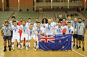 191102 Solomon Islands v New Zealand - OFC Futsal