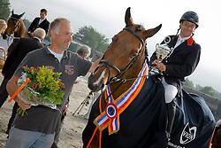 Heijligers Rob (NED) - Zaragoza<br /> KWPN Paardendagen Ermelo 2010<br /> © Dirk Caremans
