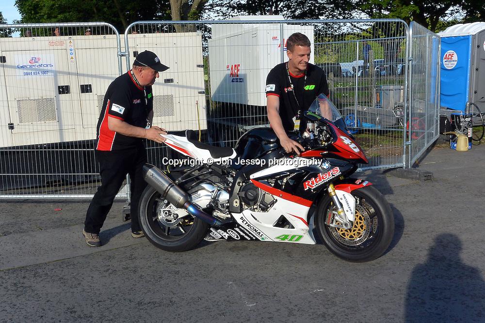 #40 Martin Jessopp BMW Riders Motorcycles BMW