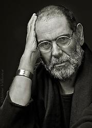 FOTÓGRAFO: Jaime Villaseca ///<br /> <br /> Carlos Leppe A. 1952-2015, artista visual.
