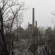 Snowstorm, Holyoke, MA