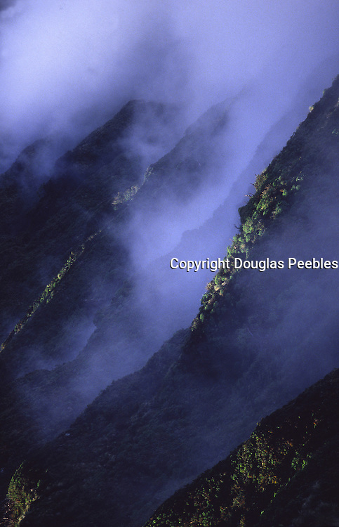 Mt. Waialeale (wettest spot on earth), Kauai, Hawaii<br />
