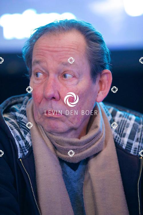 UTRECHT - Perspresentatie van een nieuw tv programma 'Hier zijn de Van Rossems'. Met hier op de foto  Vincent van Rossem, architectuurhistoricus. FOTO LEVIN DEN BOER - PERSFOTO.NU
