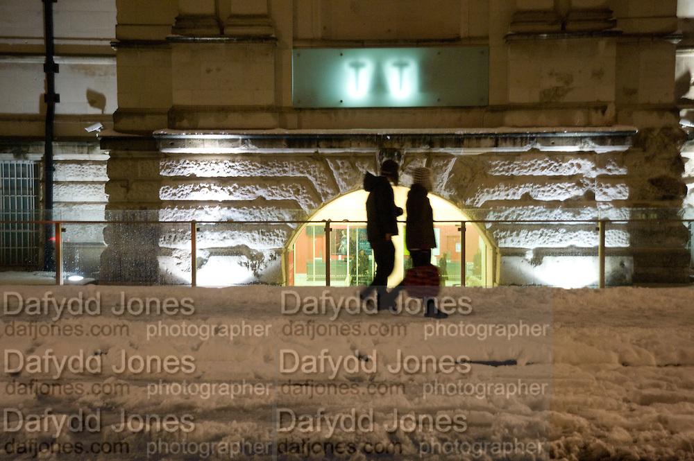 Altermodern, Tate Triennial 2009, Tate Britain. London. 2 February 2009 *** Local Caption *** -DO NOT ARCHIVE-© Copyright Photograph by Dafydd Jones. 248 Clapham Rd. London SW9 0PZ. Tel 0207 820 0771. www.dafjones.com.<br /> Altermodern, Tate Triennial 2009, Tate Britain. London. 2 February 2009