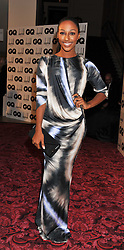 ALEXANDRA BURKE at the GQ Men of the Year 2011 Awards dinner held at The Royal Opera House, Covent Garden, London on 6th September 2011.