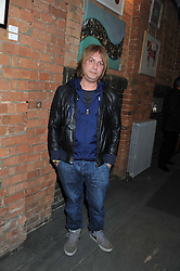 Music producer & songwriter JAKE GOSLING  at the Raymond Weil Pre-Brit Awards Dinner held at The Mosaica, The Chocolate Factory, Clarendon Rd, Wood Green, London N22 on 24th January 2013.