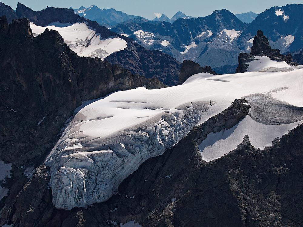 Switzerland - Glacier tongue
