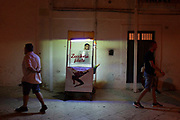 Candyfloss seller. Daily life in Ceglie Messapica (BR) on 12 August 2019. Christian Mantuano / OneShot