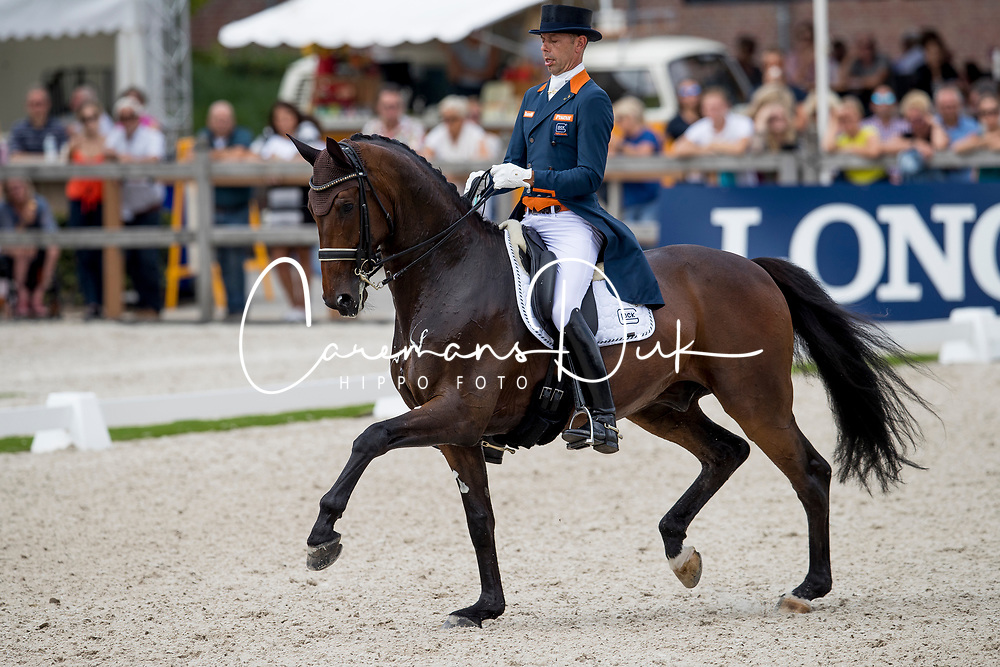 Minderhoud Hans Peter, NED, Glock's Casper<br /> WK Ermelo 2019<br /> © Hippo Foto - Sharon Vandeput<br /> 4/08/19