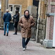 NLD/Amsterdam//20170309 - Herdenkingsdienst Guus Verstraete, Victor Low