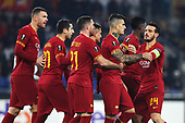 FOOTBALL - UEFA EUROPA LEAGUE - AS ROMA v WOLFSBERG AC 121219