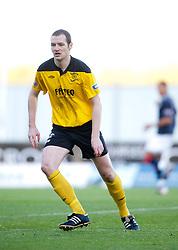 Livingston's Kenny Deuchar..Falkirk 4 v 3 Livinston, 5/11/2011..Pic © Michael Schofield.