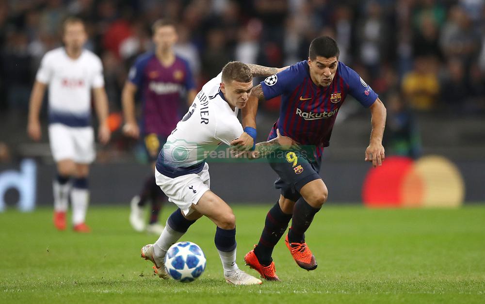 صور مباراة : توتنهام - برشلونة 2-4 ( 03-10-2018 )  38928473