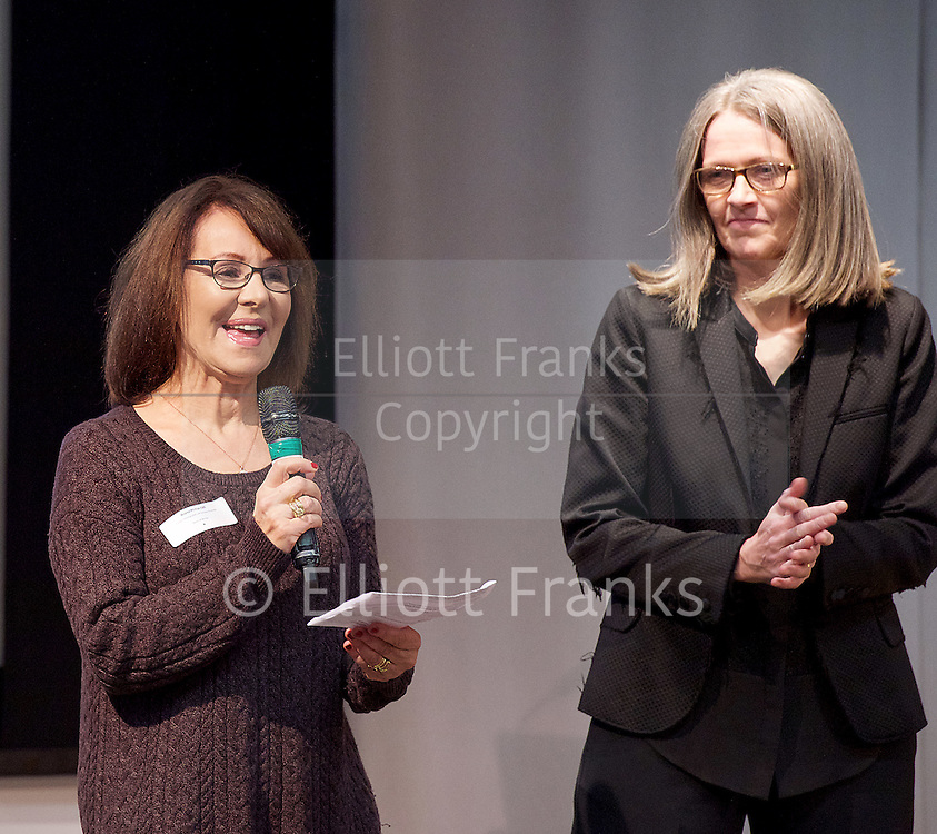 New national dance industry body launched and name announced - One Dance UK<br /> at the Royal Society of Medicine, London, Great Britain <br /> 7th December 2015 <br /> <br /> Arlene Phillips CBE, Patron<br /> <br /> <br /> Photograph by Elliott Franks <br /> Image licensed to Elliott Franks Photography Services