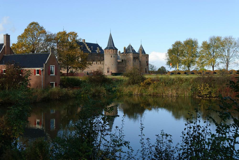 Muiderslot, Muiden, Gooise Meren, Noord Holland, Netherlands