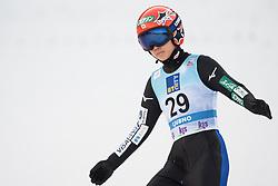 February 8, 2019 - Yuki Ito of Japan on first competition day of the FIS Ski Jumping World Cup Ladies Ljubno on February 8, 2019 in Ljubno, Slovenia. (Credit Image: © Rok Rakun/Pacific Press via ZUMA Wire)