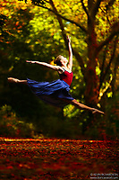 Dance As Art New York City Photography Project Central Park Fall Series with dancer, Erin Dowd